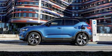 Auch Volvo stampft alle Benziner und Diesel ein