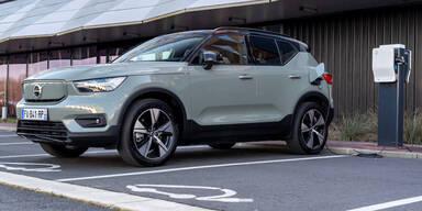 Volvo setzt bei E-Auto-Akkus auf VW-Partner