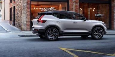 Volvo macht den XC40 dynamischer