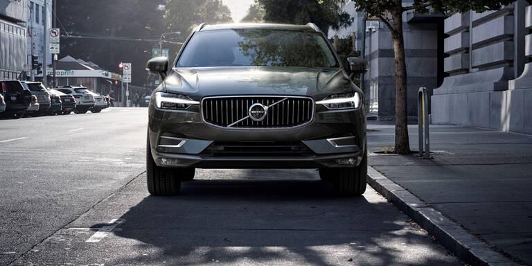 Volvo rüstet den brandneuen XC60 auf