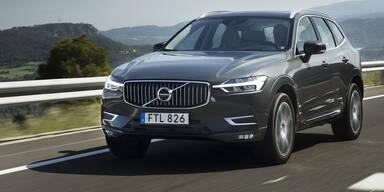 Volvo-Rückruf für halbe Million Autos