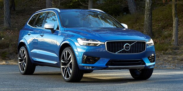 Neuer Volvo XC60 ab sofort bestellbar