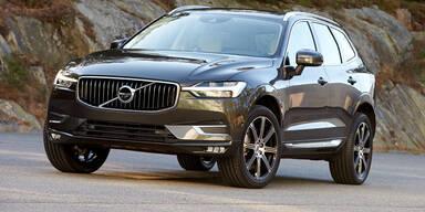Volvo schickt den neuen XC60 ins Rennen