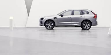 Volvos Plug-in-Hybride jetzt mit deutlich mehr Reichweite