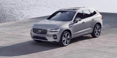 Volvo verpasst dem XC60 ein Facelift