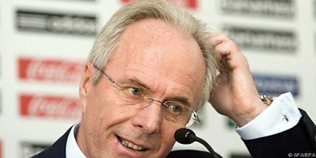 Eriksson soll Elfenbeinküste bei der WM trainieren