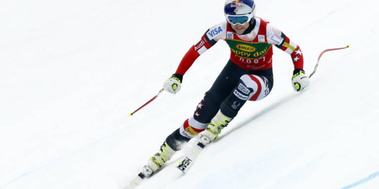 Cortina: Vonn mit Trainings-Bestzeit
