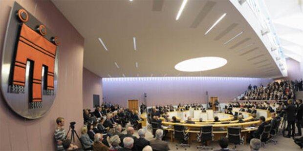 Vorarlberg beschließt neues Budget