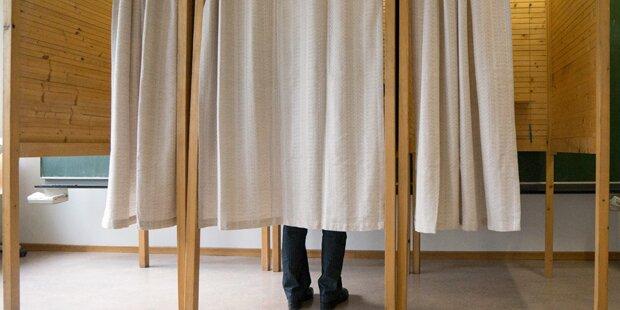 Drei Bürgermeister-Stichwahlen