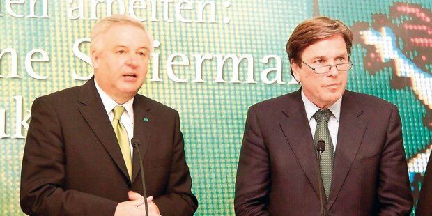 Steiermark wählt am 31. Mai den Landtag
