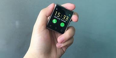 Kleinstes Smartphone der Welt
