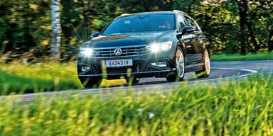 VW Passat Variant R-Line im Test