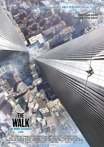 """""""The Walk"""": Hochseilakt zwischen den Twin Towers"""