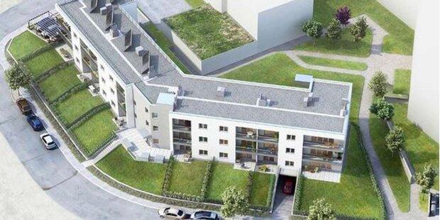 24 neue Eigentumswohnung für Eisenstadt
