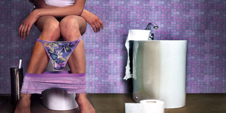 Mehrheit wäscht sich nach WC nicht die Hände