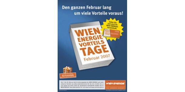 """Aufwind für die Marke """" Wien Energie"""""""