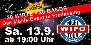 WIFO Nighttour