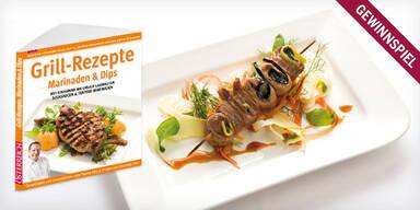 Perfektes Grillerlebnis   Jetzt neu: Kochbuch für den ultimativen Grill-Spaß