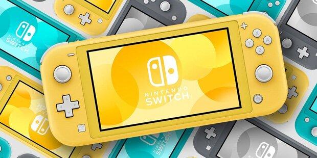 Nintendo Switch Lite: Der perfekte Reisebegleiter