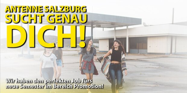 Promotion Girls und Boys gesucht!