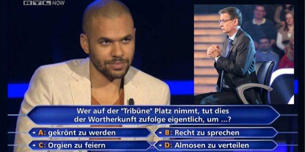 Eklat bei Günther Jauch Show