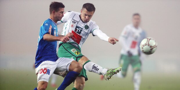 Wacker mit 2:1-Zittersieg in Linz