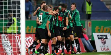 Wacker Innsbruck muss wieder ran