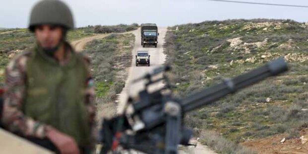 USA wollen Waffen an syrische Rebellen liefern