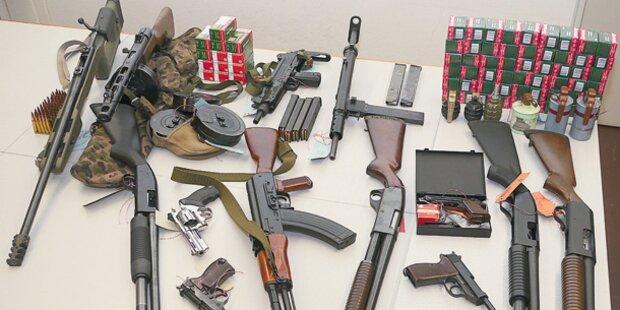 FPÖler als Waffen-Dealer