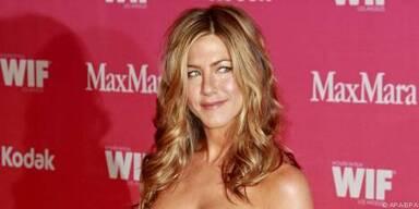 Wagt Jennifer Aniston den Blick zurück?
