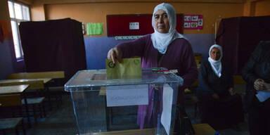 Wahl Türkei
