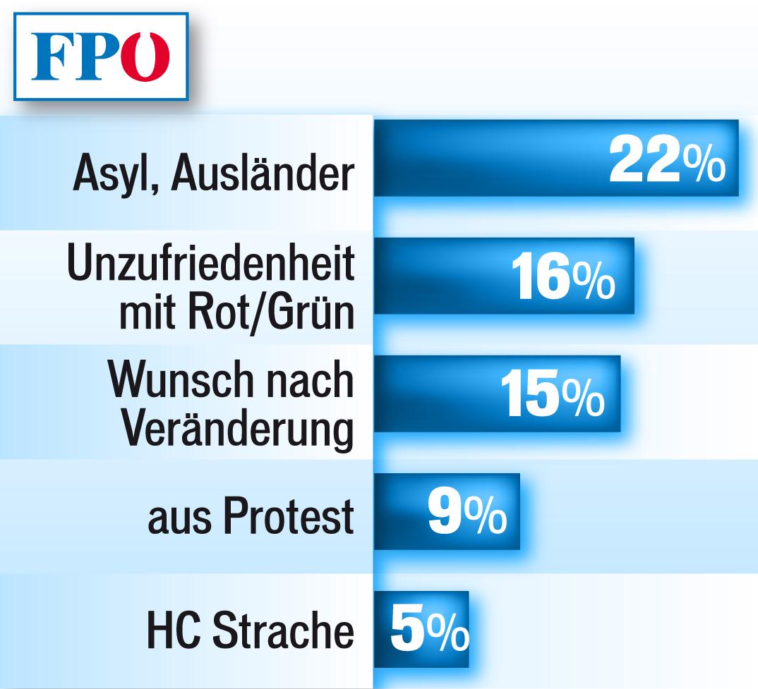 Wien 2015 Wahlmotiv FPÖ