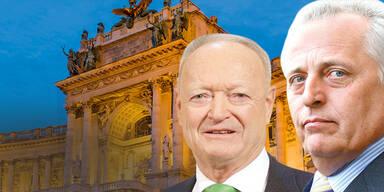 Hofburg-Wahl: Kampf um jede Stimme