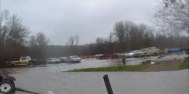 Jahrhundertflut im US-Staat Oregon