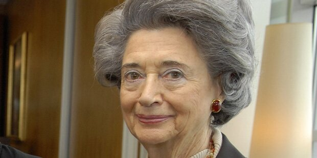 Elisabeth Waldheim im 95. Lebensjahr gestorben