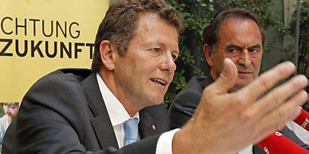 Auch SPÖ stimmte für Wolfgang Waldner