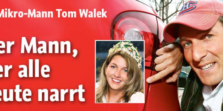 Tom Walek: Der Mann, der alle narrt