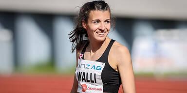 Österreichische 400m-Läuferin Walli positiv getestet