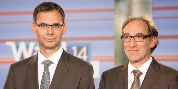 ÖVP und Grüne verhandeln schon