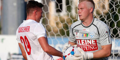 Hartberg feuert Goalie nach Sauftour