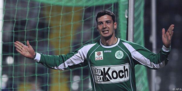 Mattersburg besiegte LASK zuhause mit 2:1