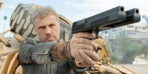 Oscar-Star Waltz als Action-Hero