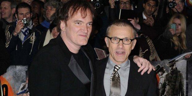Waltz wieder in Tarantino-Western