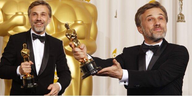 Christoph Waltz lässt Oscar