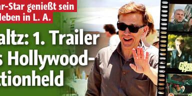 1. Trailer als Hollywood-Actionheld