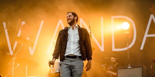Wanda: Stadthallen-Konzert als DVD-Hit