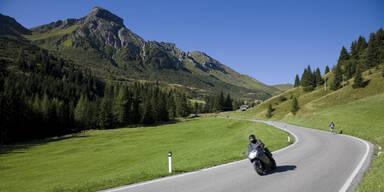 Wanderhotels - wandern & Motorrad