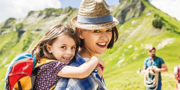 Neue Sommerattraktionen im Salzburger Land