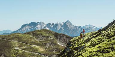 Wir bringen euch in die Berge!