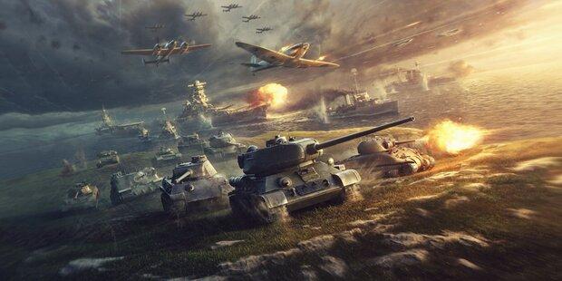 Wargaming und games24 starten History-Serie